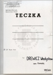 Drewicz Władysława