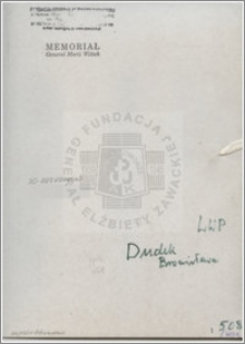 Dudek Bronisława