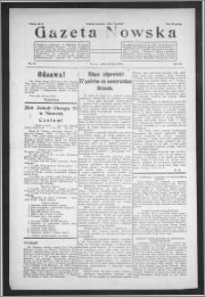 Gazeta Nowska 1930, R. 7, nr 30 + dodatek