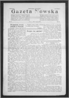 Gazeta Nowska 1930, R. 7, nr 32 + dodatek