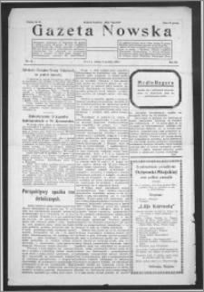 Gazeta Nowska 1930, R. 7, nr 50 + dodatek