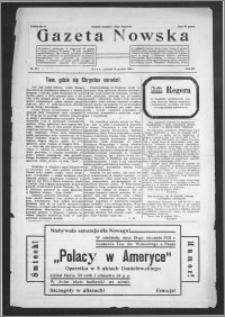 Gazeta Nowska 1930, R. 7, nr 52 + dodatek