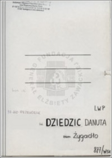Dziedzic Danuta