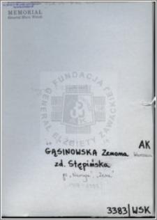 Gasinowska Zenoba