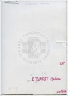 Ejsmont Halina