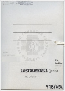 Eustachiewicz Janina