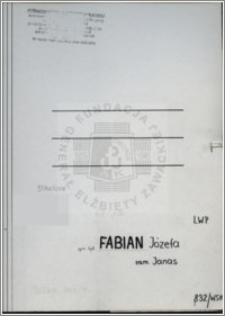 Fabian Józef