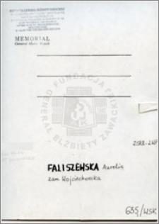 Faliszewska Aurelia