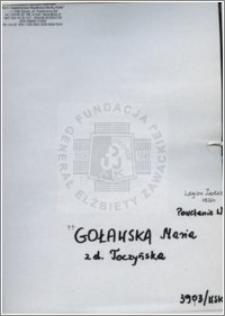 Golawska Maria