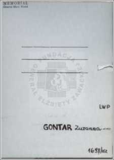Gontar Zuzanna