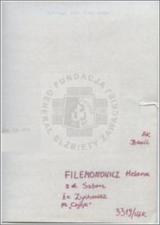 Filemonowicz Helena