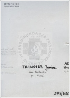 Filinger Janina