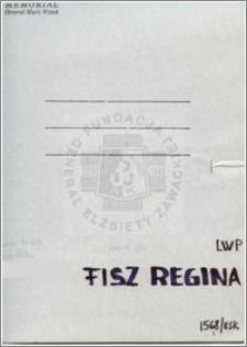 Fisz Regina