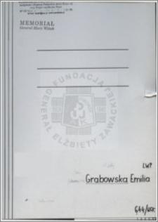 Grabowska Stanisława