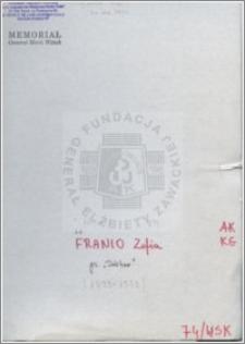 Franio Zofia