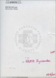 Hanin Ryszarda