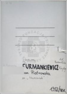 Furmankiewicz Krystyna