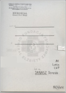 Janasz Teresa