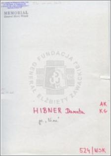 Hibner Danuta