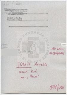 Jonik Aniela