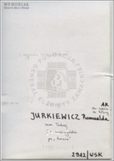 Jurkiewicz Romualda