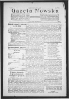 Gazeta Nowska 1932, R. 9, nr 7 + dodatek