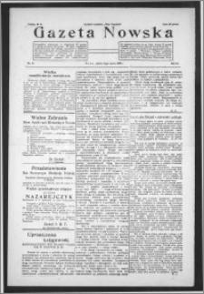 Gazeta Nowska 1932, R. 9, nr 11 + dodatek