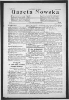 Gazeta Nowska 1932, R. 9, nr 17 + dodatek