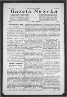 Gazeta Nowska 1932, R. 9, nr 19
