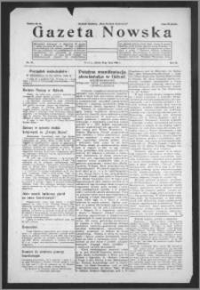 Gazeta Nowska 1932, R. 9, nr 31