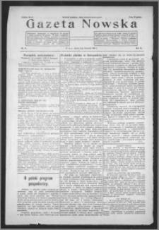 Gazeta Nowska 1932, R. 9, nr 45 + dodatek