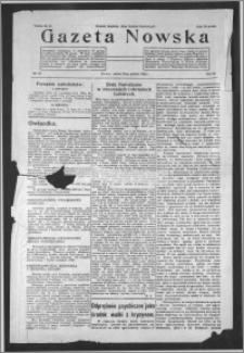 Gazeta Nowska 1932, R. 9, nr 52