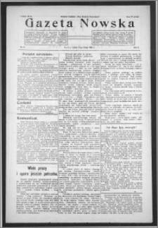 Gazeta Nowska 1933, R. 10, nr 6 + dodatek