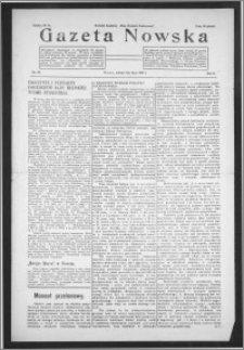 Gazeta Nowska 1933, R. 10, nr 26 + dodatek