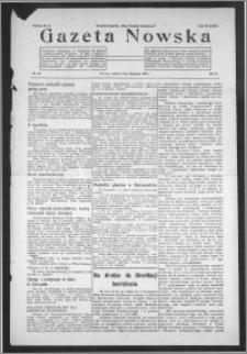 Gazeta Nowska 1933, R. 10, nr 45 + dodatek