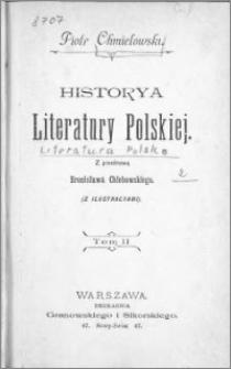 Historya literatury polskiej : (z ilustracyami). T. 2