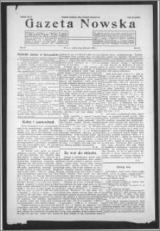 Gazeta Nowska 1934, R. 11, nr 45 + dodatek