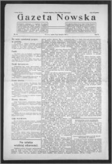 Gazeta Nowska 1934, R. 11, nr 46 + dodatek