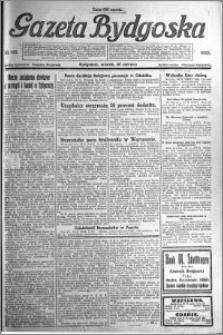 Gazeta Bydgoska 1923.06.26 R.2 nr 143