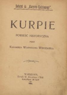 Kurpie : powieść historyczna