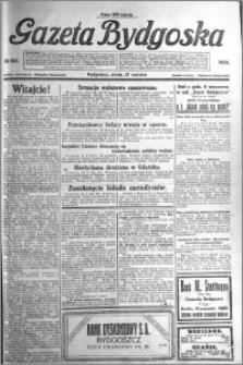 Gazeta Bydgoska 1923.06.27 R.2 nr 144