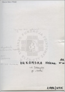 Łukomska Helena