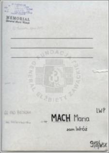 Mach Maria