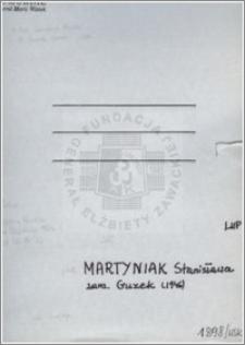 Martyniak Stanisława