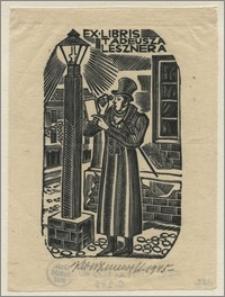 EkslibrisyEx libris Tadeusza Lesznera