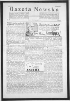 Gazeta Nowska 1937, R. 14, nr 18