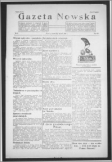 Gazeta Nowska 1938, R. 15, nr 2