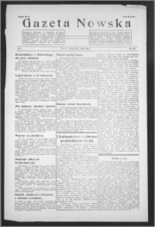 Gazeta Nowska 1938, R. 15, nr 7