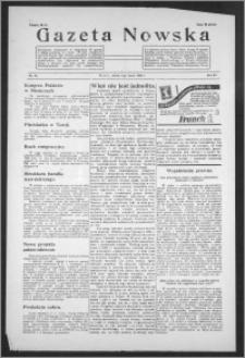 Gazeta Nowska 1938, R. 15, nr 10