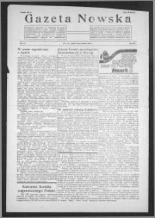 Gazeta Nowska 1938, R. 15, nr 12